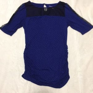 Motherhood Maternity Top Size Small